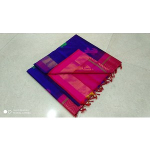 Handloom Tripura Silk Cotton Saree 28