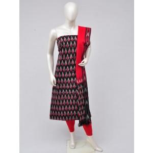 Pochampally ikkath cotton dress materials 15