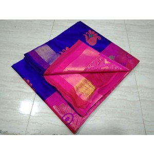 Handloom Tripura Silk Cotton Saree 32