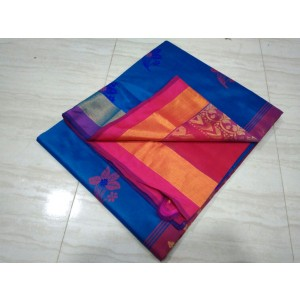 Handloom Tripura Silk Cotton Saree 29