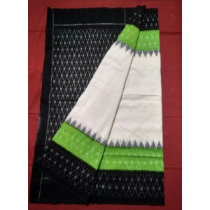 Pochampally double ikkath Cotton sarees 24