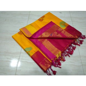 Handloom Tripura Silk Cotton Saree 35