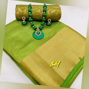Plain tusser silk combo 02