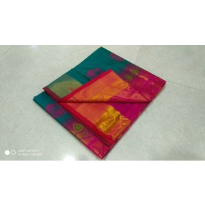 Handloom Tripura Silk Cotton Saree 26