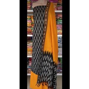 Pochampally ikkath cotton dress materials 10