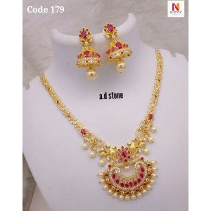 AD Necklace set