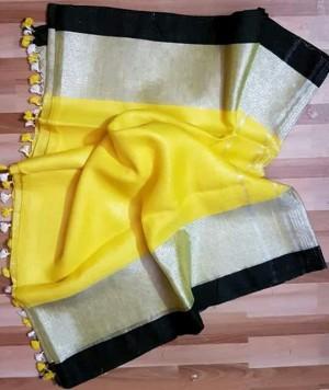 Linen Sarees ASB08