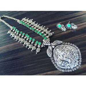 Oxidised jewellery 18