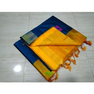 Handloom Tripura Silk Cotton Saree 33