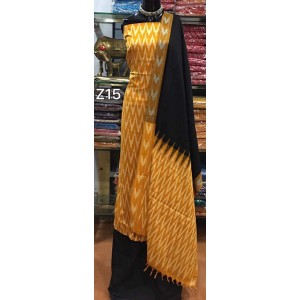 Pochampally ikkath cotton dress materials 13