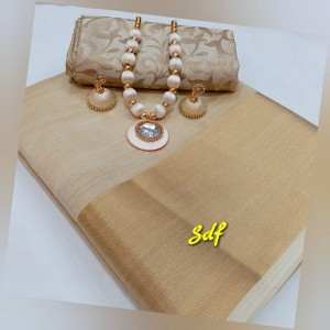 Plain tusser silk combo 01
