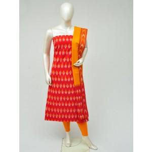 Pochampally ikkath cotton dress materials 27