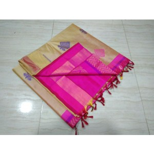Handloom Tripura Silk Cotton Saree 25