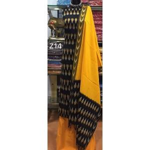 Pochampally ikkath cotton dress materials 11