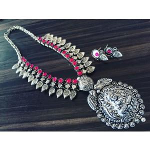 Oxidised jewellery 14