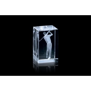 Cubical 3D Crystal Gift 03