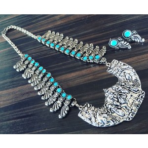 Oxidised jewellery 09