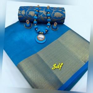 Plain tusser silk combo 12