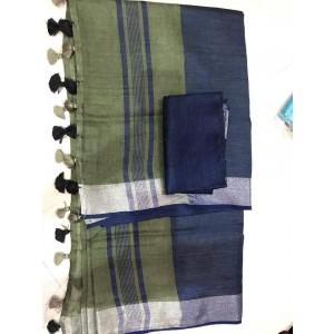 Linen Sarees ASB03
