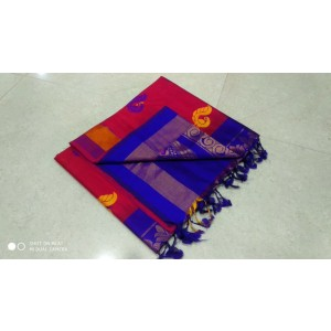 Handloom Tripura Silk Cotton Saree 27