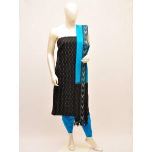 Pochampally ikkath cotton dress materials 14