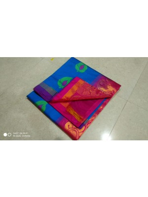 Handloom Tripura Silk Cotton Saree 42