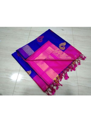 Handloom Tripura Silk Cotton Saree 41