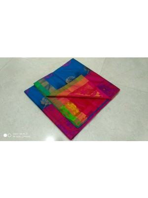 Handloom Tripura Silk Cotton Saree 39