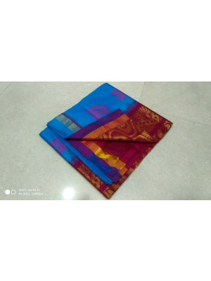 Handloom Tripura Silk Cotton Saree 38