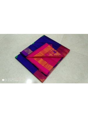 Handloom Tripura Silk Cotton Saree 43
